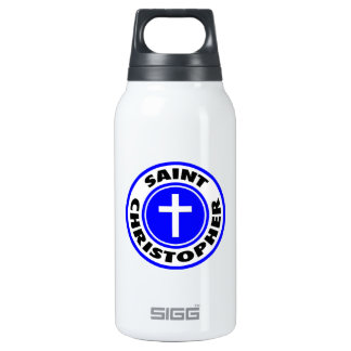 Saint Christopher SIGG Thermo 0.3L Insulated Bottle