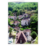 Saint-Cirq Lapopie Medieval Village Cards