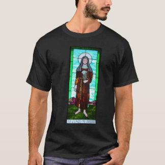 Saint Clare of Assisi shirt men's