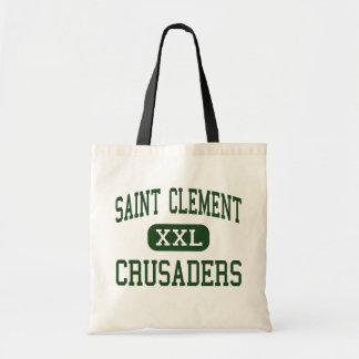 Saint Clement - Crusaders - Catholic - Center Line Bag
