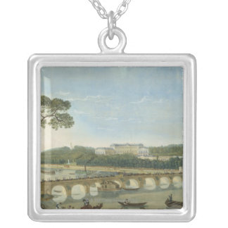 Saint-Cloud Silver Plated Necklace
