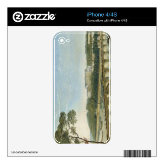 Saint-Cloud iPhone 4 Skins