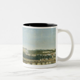 Saint-Cloud Two-Tone Coffee Mug