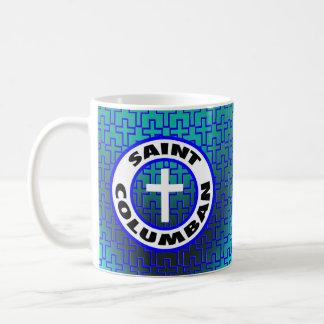 Saint Columban Coffee Mug