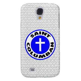 Saint Columban Galaxy S4 Case