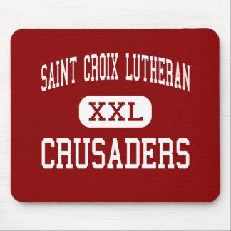 Saint Croix Lutheran - Crusaders - West Saint Paul Mouse Mat