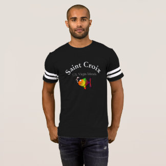 Saint Croix Men's Happy Fish Jersey Shirt