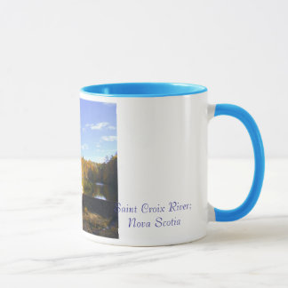 Saint Croix; Nova Scotia Mug