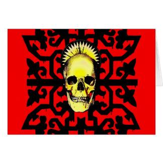 Saint Death Card