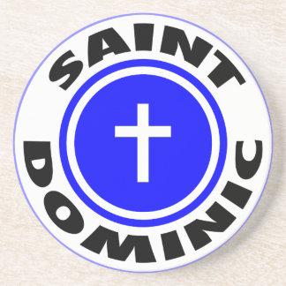 Saint Dominic Coaster