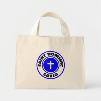 Saint Dominic Savio Mini Tote Bag
