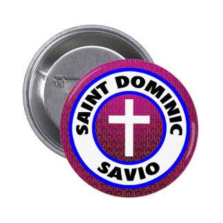Saint Dominic Savio Pinback Button