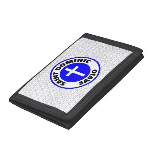 Saint Dominic Savio Trifold Wallets