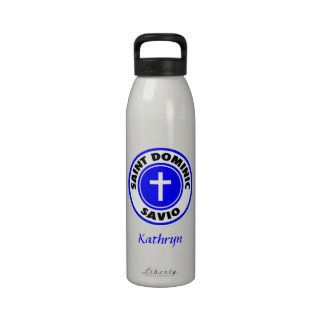 Saint Dominic Savio Reusable Water Bottle