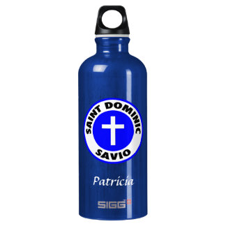 Saint Dominic Savio Water Bottle