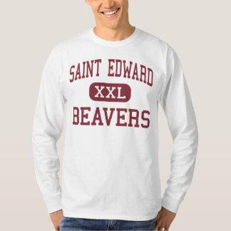 Saint Edward - Beavers - High - Saint Edward T Shirts