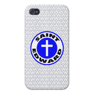 Saint Edward iPhone 4/4S Cover