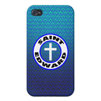 Saint Edward iPhone 4/4S Covers