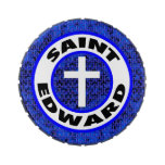 Saint Edward Jelly Belly Candy Tins