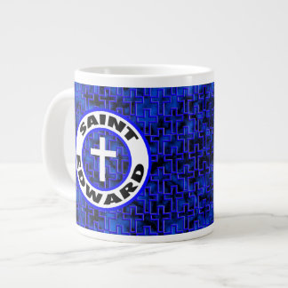 Saint Edward Large Coffee Mug