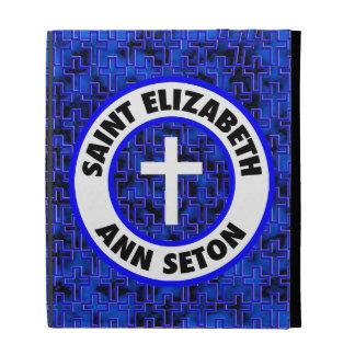 Saint Elizabeth Ann Seton iPad Cases
