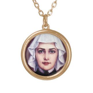 Saint Elizabeth Ann Seton Necklace
