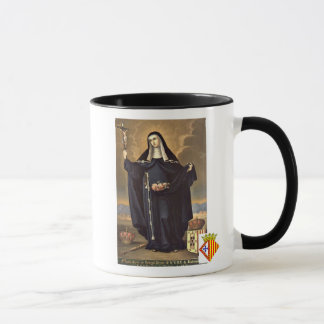 SAINT ELIZABETH / Santa Isabel of Portugal Mug