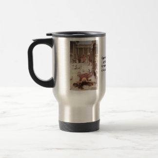 Saint Eulalia Travel Mug