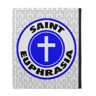 Saint Euphrasia iPad Folio Cases