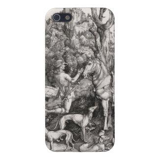 Saint Eustace Engraving by Albrecht Durer Case For iPhone SE/5/5s