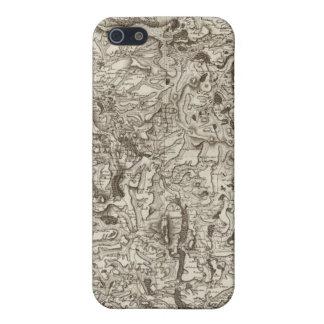 Saint Flour Case For iPhone 5