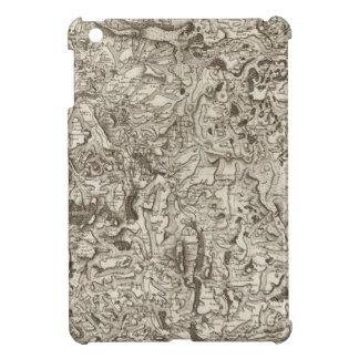 Saint Flour iPad Mini Cases