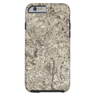 Saint Flour iPhone 6 Case