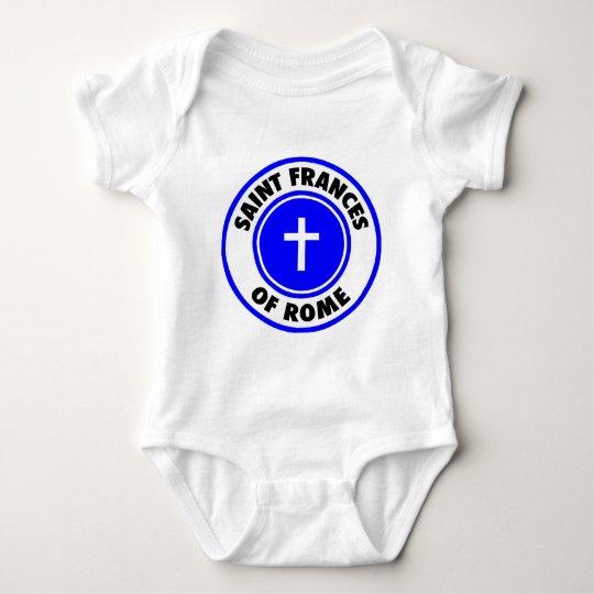 Saint Frances of Rome Baby Bodysuit