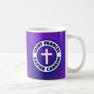 Saint Frances Xavier Cabrini Coffee Mug