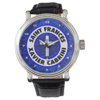 Saint Frances Xavier Cabrini Watch