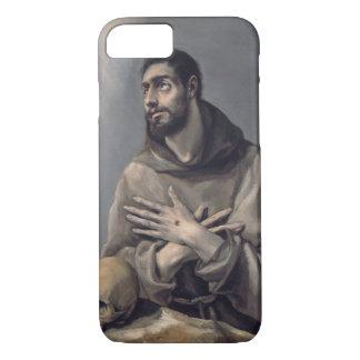 Saint Francis by El Greco iPhone 7 Case