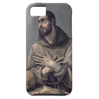 Saint Francis by El Greco iPhone SE/5/5s Case