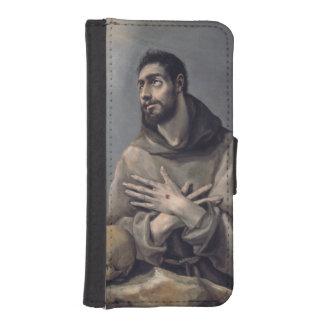Saint Francis by El Greco iPhone SE/5/5s Wallet