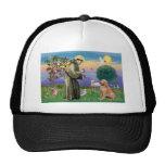 Saint Francis - Golden Retriever (#1) Hat