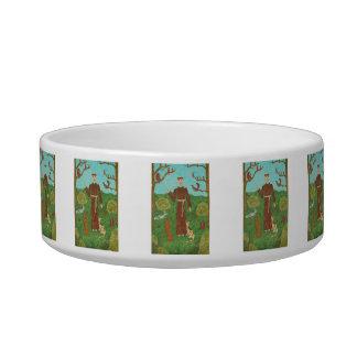 Saint Francis of Assisi Bowl