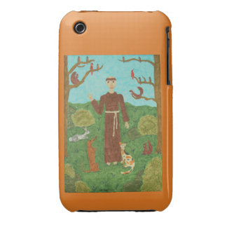 Saint Francis of Assisi Case-Mate iPhone 3 Cases