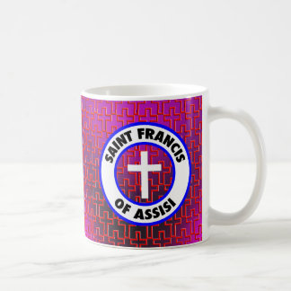 Saint Francis of Assisi Coffee Mug