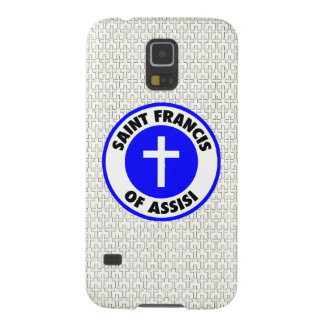 Saint Francis of Assisi Galaxy S5 Cover