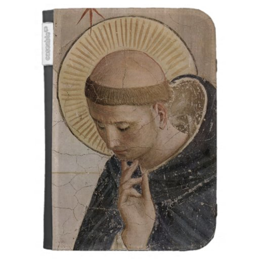 Saint Francis of Assisi  in Contemplation Kindle 3 Covers