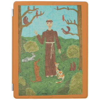 Saint Francis of Assisi iPad Smart Cover