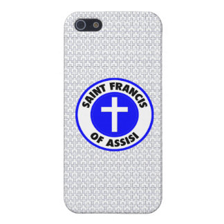 Saint Francis of Assisi iPhone SE/5/5s Cover