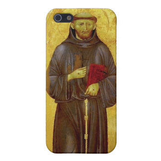 Saint Francis of Assisi Medieval Iconography Case For iPhone SE/5/5s