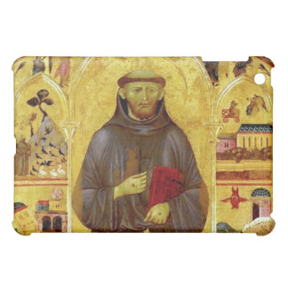Saint Francis of Assisi Medieval Iconography iPad Mini Case