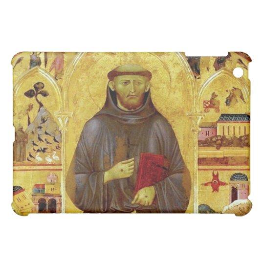 Saint Francis of Assisi Medieval Iconography iPad Mini Case